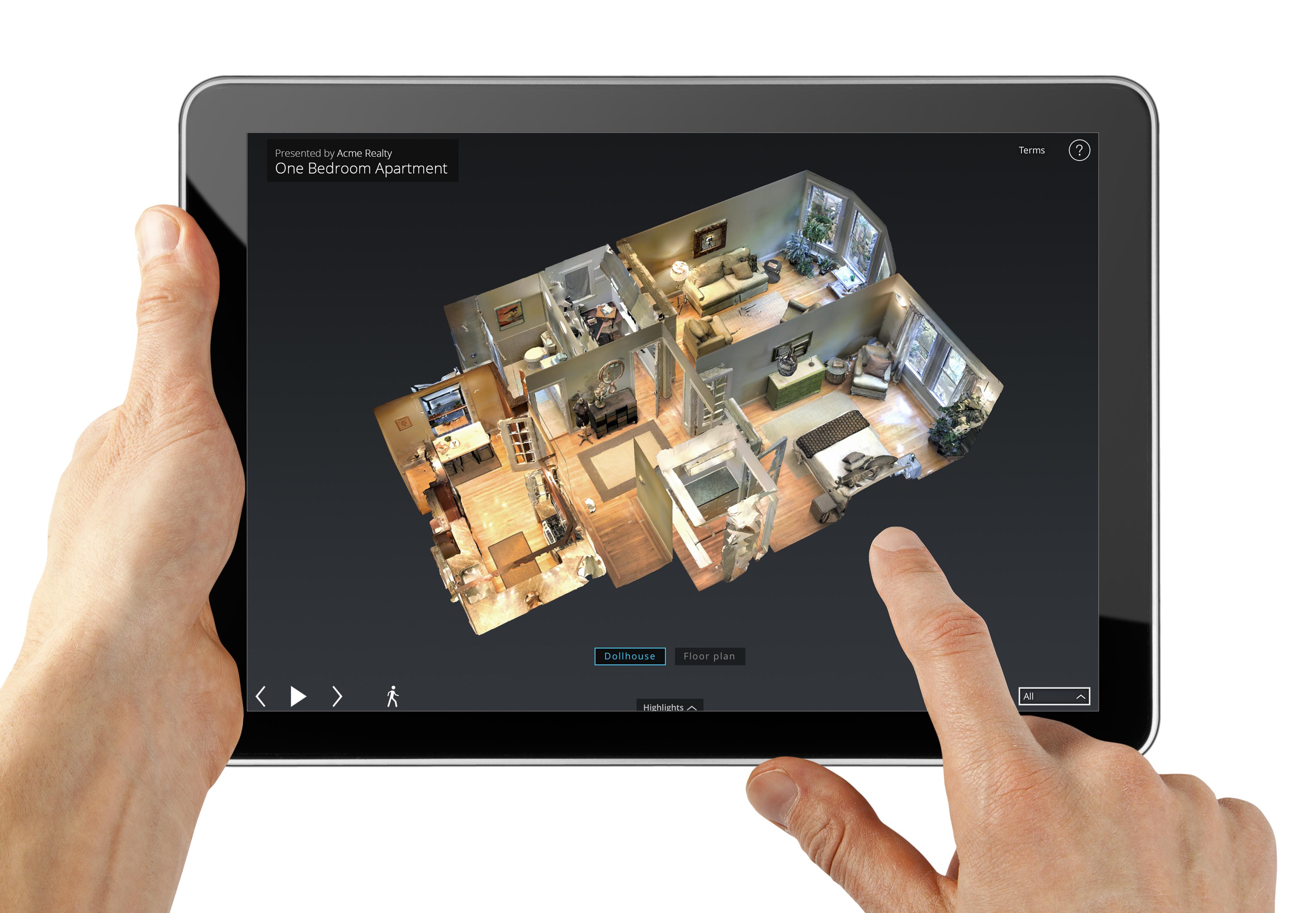 Tour Virtual 3D Matterport